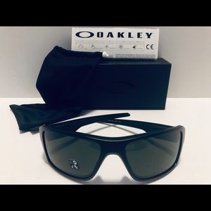 e6b6986bdd Oakley Accessories - Oakley Double Edge Sunglasses Matte Black  Gray 66